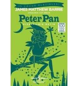 Peter Pan James Matthew Barrie İş Bankası Kültür Yayınları
