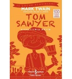 Tom Sawyer Mark Twain İş Bankası Kültür Yayınları