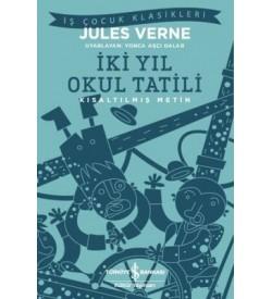 İki Yıl Okul Tatili Jules Verne İş Bankası Kültür Yayınları