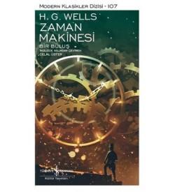 Zaman Makinesi H. G. Wells İş Bankası Kültür Yayınları