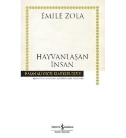 Hayvanlaşan İnsan Emile Zola İş Bankası Kültür Yayınları