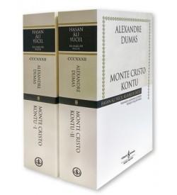 Monte Cristo Kontu-Hasan Ali Yücel Klasikler Alexandre Dumas İş Bankası Kültür Yayınları