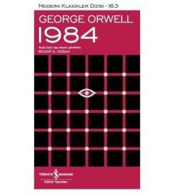 1984 - Modern Klasikler 163 George Orwell İş Bankası Kültür Yayınları