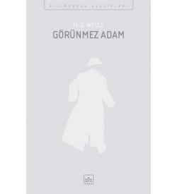 Görünmez Adam H. G. Wells İthaki Yayınları