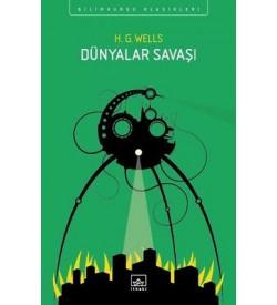 Dünyalar Savaşı H. G. Wells İthaki Yayınları