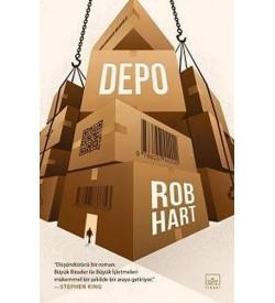 Depo Rob Hart İthaki Yayınları