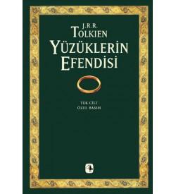 Yüzüklerin Efendisi - Tek Cilt Özel Basım J. R. R. Tolkien Metis Yayıncılık