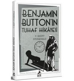 Benjamin Button'ın Tuhaf Hikayesi F. Scott Fitzgerald Ren Kitap
