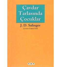 Çavdar Tarlasında Çocuklar Jerome David Salinger Yapı Kredi Yayınları