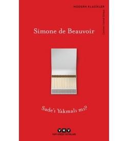 Sade'ı Yakmalı mı? Simone De Beauvoir Yapı Kredi Yayınları