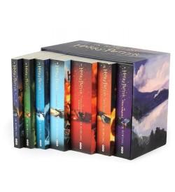 Harry Potter Özel Kutulu Set-7 Kitap Takım J. K. Rowling Yapı Kredi Yayınları