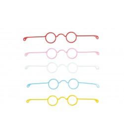 Amigurumi Gözlük Karışık Renkli