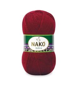 Nako Astra Koyu Kırmızı 1175