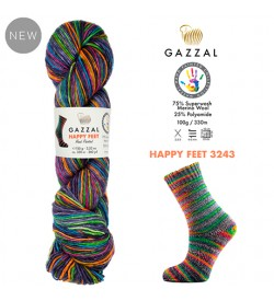 Gazzal Happy Feet 3243