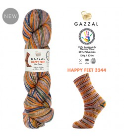 Gazzal Happy Feet 3244
