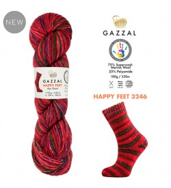 Gazzal Happy Feet 3246