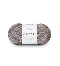 Gazzal Baby Cotton Rainbow 485