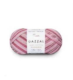 Gazzal Baby Cotton Rainbow 482