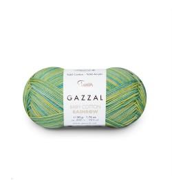 Gazzal Baby Cotton Rainbow 480