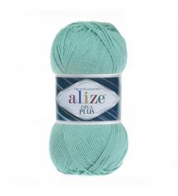 Alize Diva Plus Gök Mavi 015