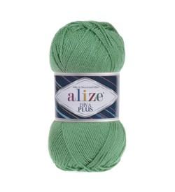 Alize Diva Plus Yeşil 255