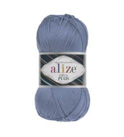 Alize Diva Plus Mavi 303