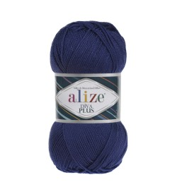 Alize Diva Plus Saks Mavi 360