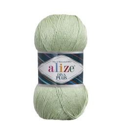 Alize Diva Plus Nil Yeşili 375