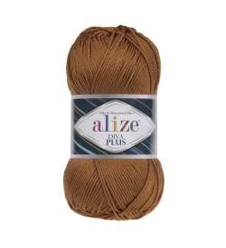 Alize Diva Plus Kahve Karamel 397