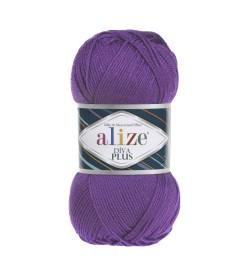 Alize Diva Plus Mor 475