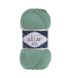Alize Diva Plus Su Yeşili 482
