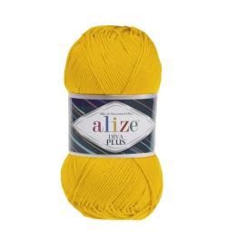 Alize Diva Plus Sarı 548