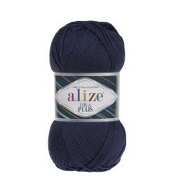 Alize Diva Plus Lacivert 058
