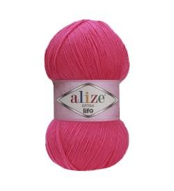 Alize Extra Life Fuşya 923