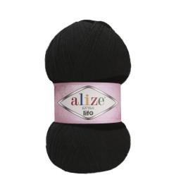 Alize Extra Life Siyah 927
