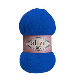 Alize Extra Life Saks Mavi 932