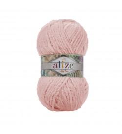 Alize Softy Plus Pudra Pembe-340