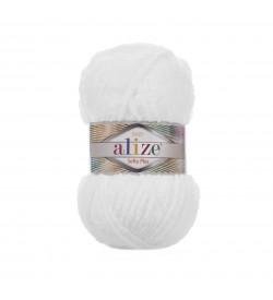 Alize Softy Plus Beyaz-55