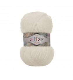 Alize Softy Plus Açık Krem-62