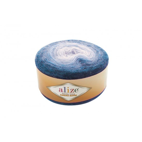 Alize Angora Gold Ombre Batik-7294