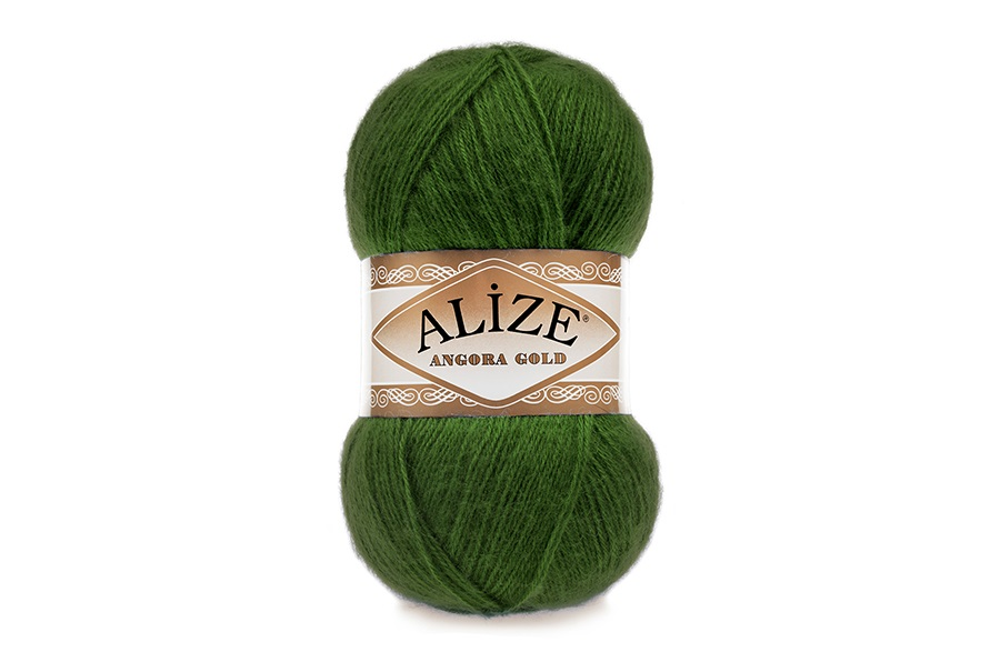 Alize Angora Gold Yeşil-118