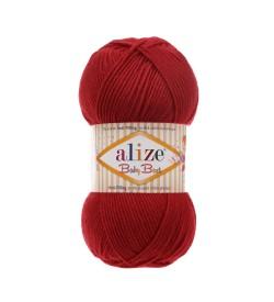 Alize Baby Best Koyu Kırmızı-106