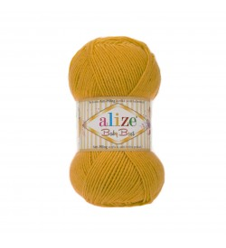 Alize Baby Best Safran-281