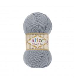 Alize Baby Best Gümüş Grisi-119