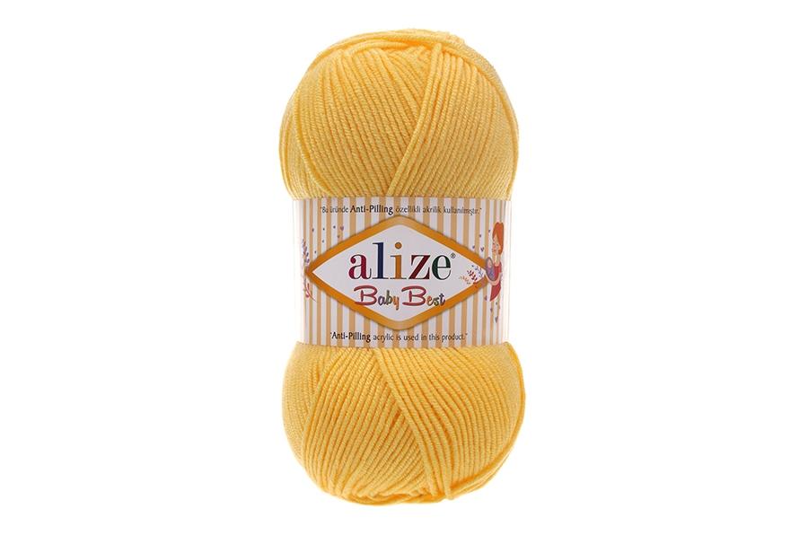 Alize Baby Best Sarı-113