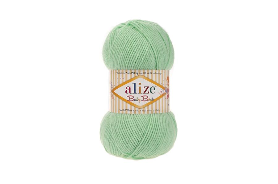 Alize Baby Best Yeşil-41