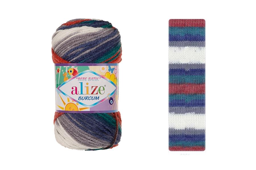 Alize Burcum Bebe Batik 6301