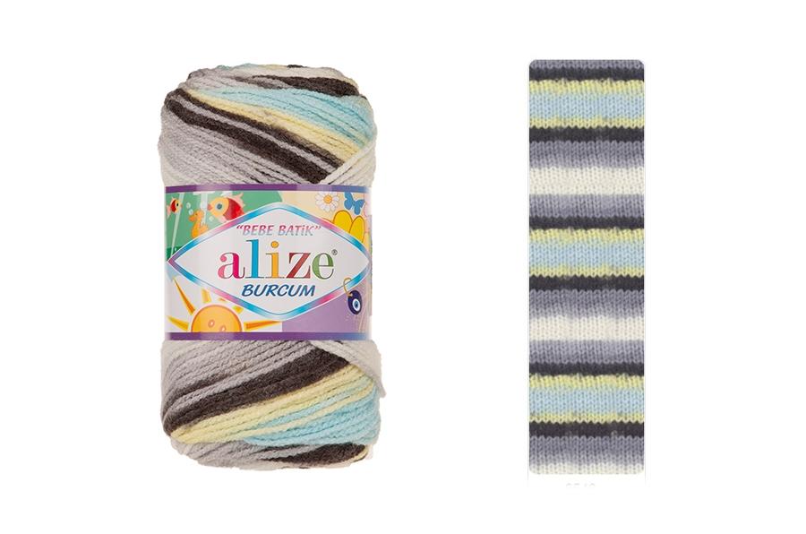 Alize Burcum Bebe Batik 6546