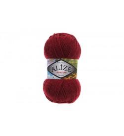 Alize Burcum Klasik Bordo-57