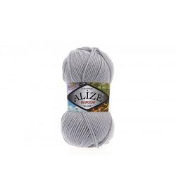Alize Burcum Klasik Gri-253